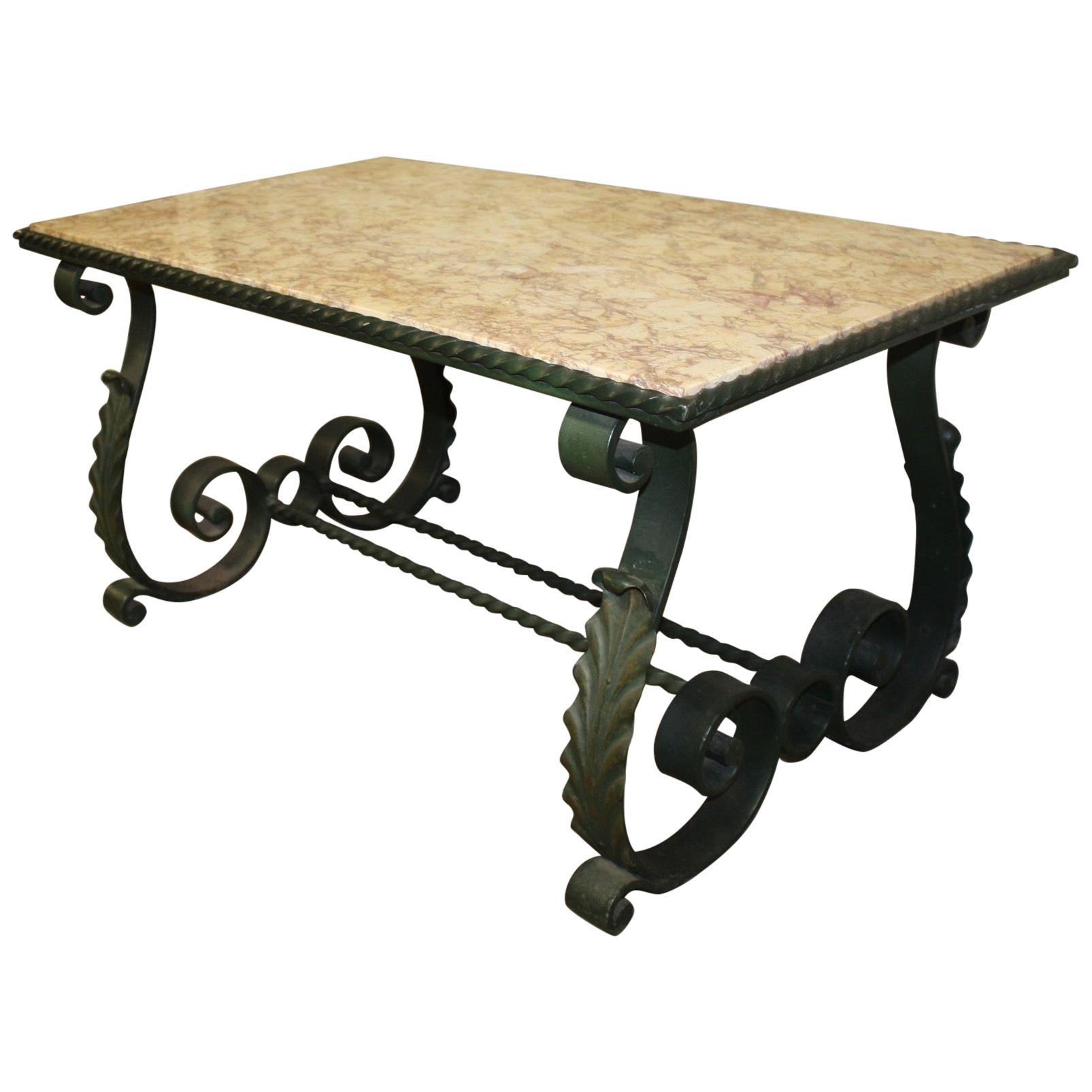 French 20th Century Sofa Table
