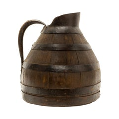 French Alascian Wine Pitcher