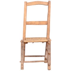 French Alp Chair