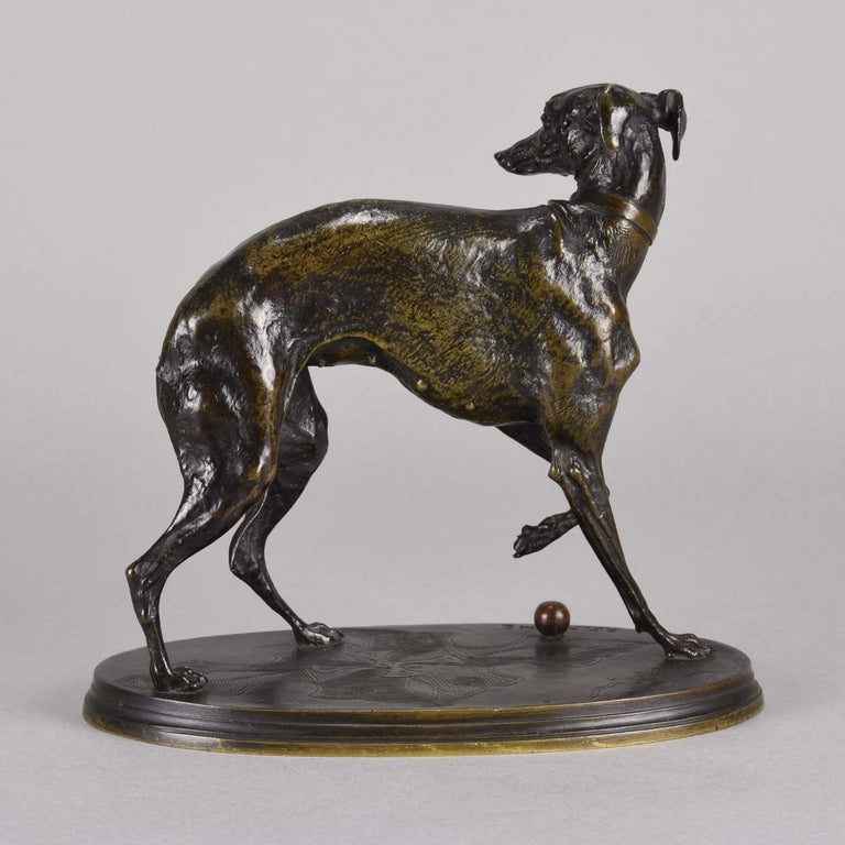 Other French Animalier Bronze Study