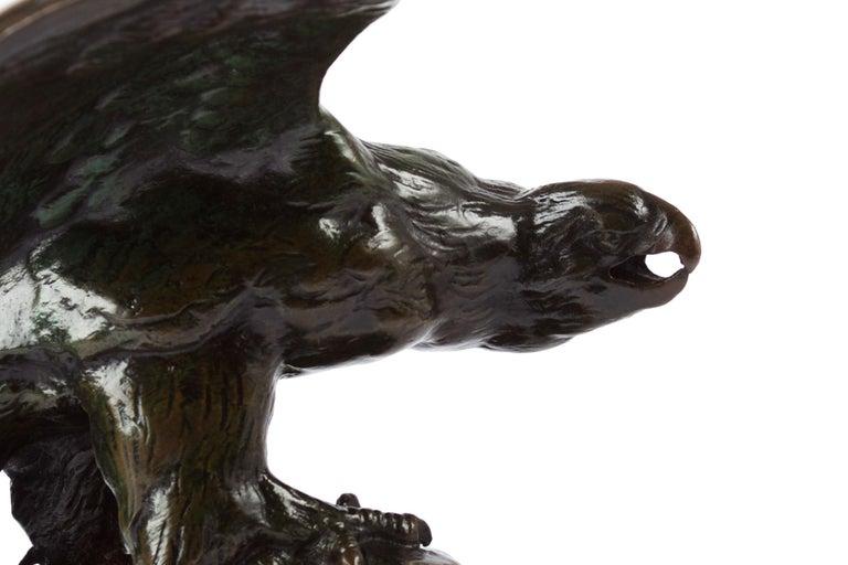 20th Century French Antique Bronze Sculpture