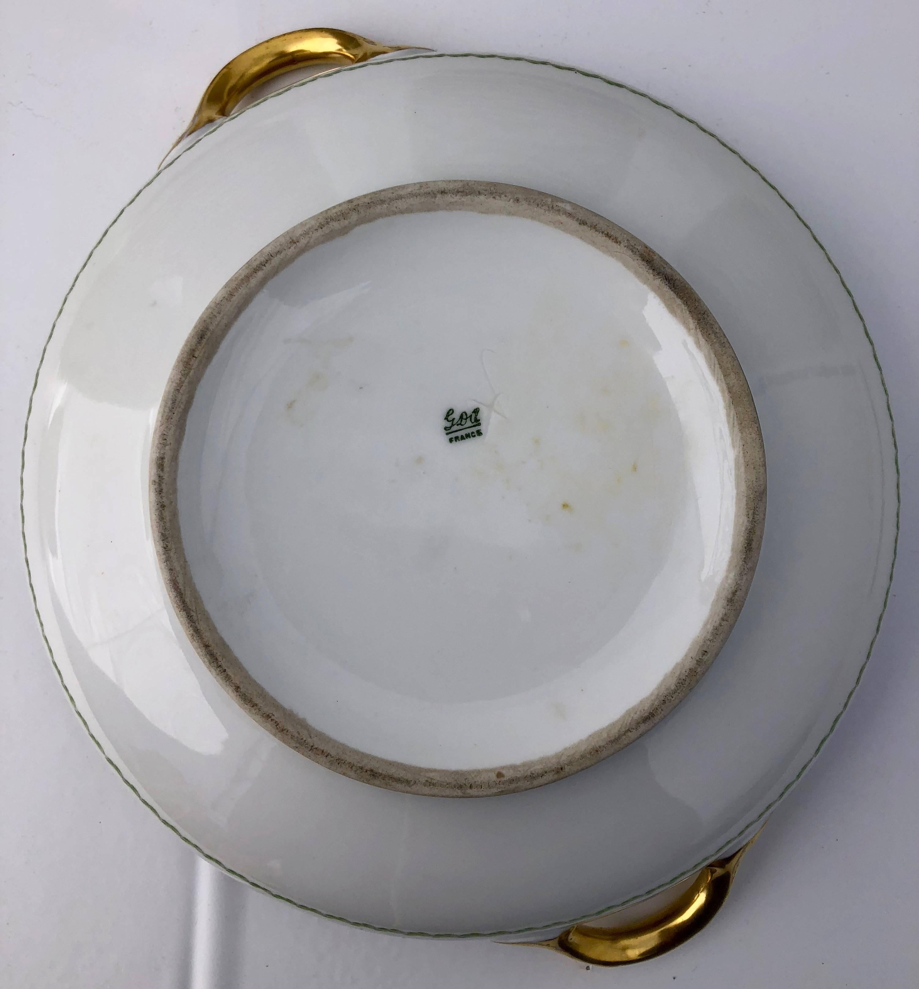 Limoges China Patterns Gold Trim Awesome Design Inspiration