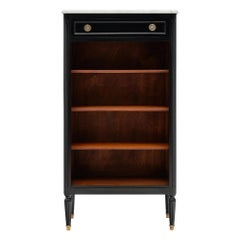 French Antique Louis XVI Style Bookcase