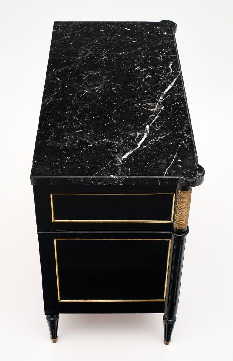 French Antique Louis XVI Style Chest/Secretary For Sale 3