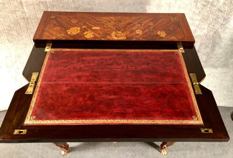 French Antique Transformation Chest of Drawers, circa 1800 For Sale 4