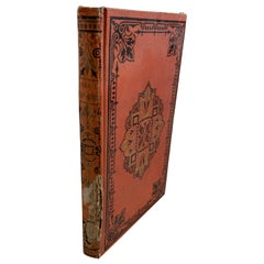 French Antique Youth Library Book Bibliotheque Jeunesse Chretienne