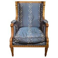 French Armchair Louis XVI, 19th Century