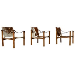French Armchairs, 1970s