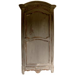 French Armoire, Cupboard, Provence, Country Furniture, Early 19th Century, Fruit