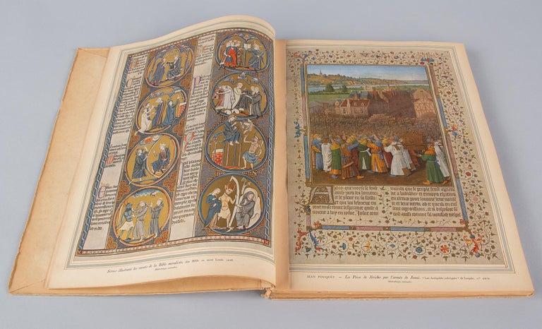 French Art Book Renaissance de la Peinture Francaise, 1946 For Sale 1