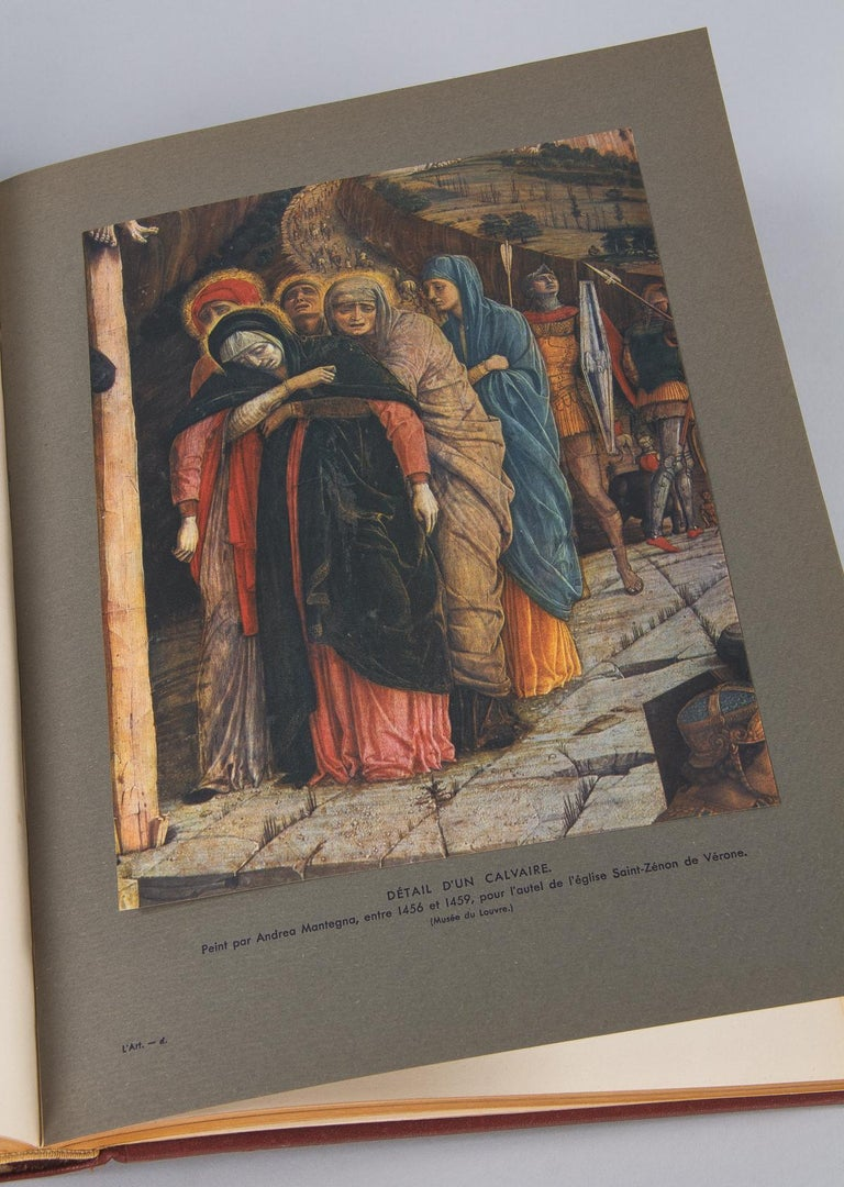 French Art Books, 2 Volumes, 1932 For Sale 9