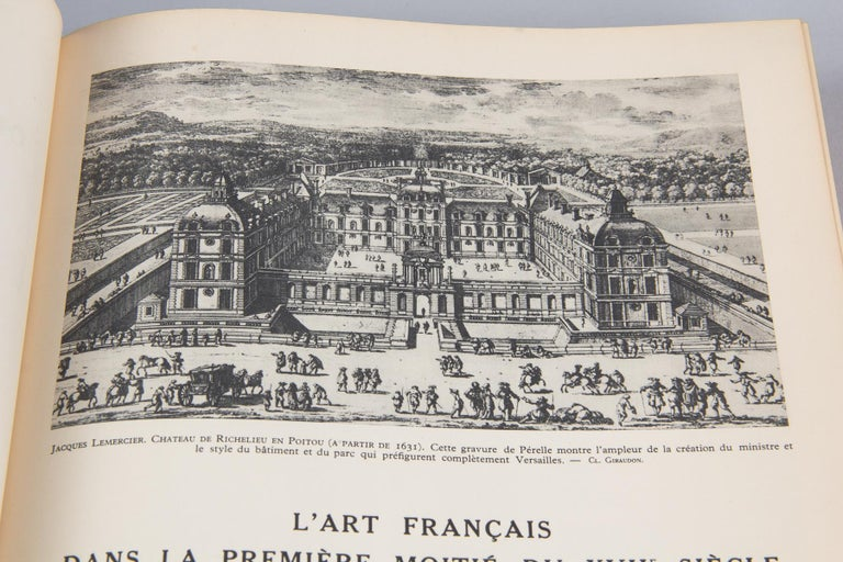 French Art Books, 2 Volumes, 1932 For Sale 11