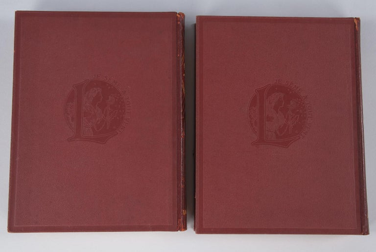 French Art Books, 2 Volumes, 1932 For Sale 14