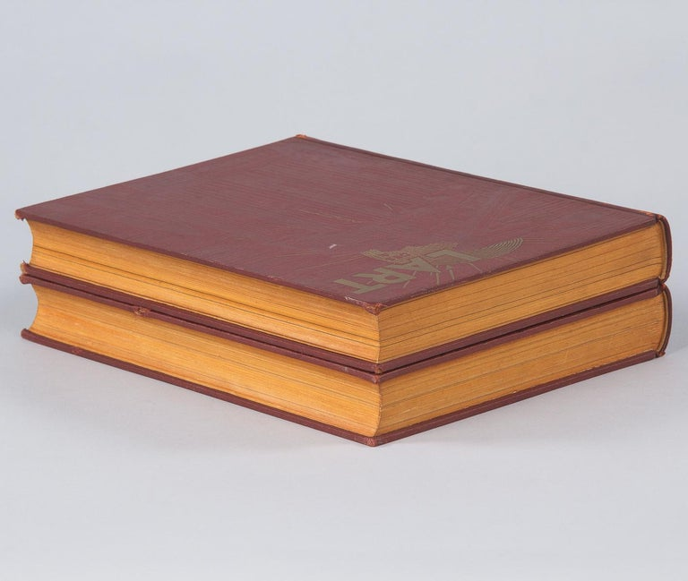 French Art Books, 2 Volumes, 1932 For Sale 2