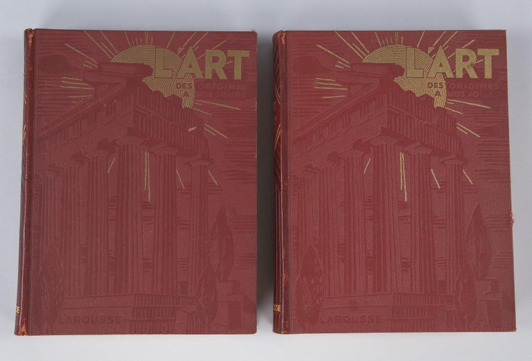French Art Books, 2 Volumes, 1932 For Sale 3