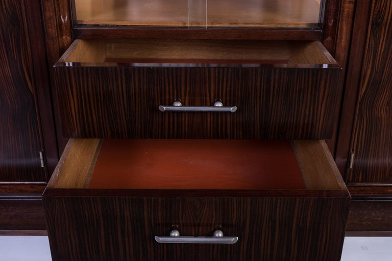 French Art Deco Buffet or Sideboard For Sale 2