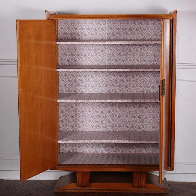 Mid-20th Century French Art Deco Cabinet For Sale