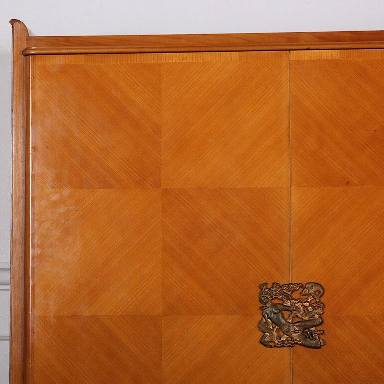French Art Deco Cabinet For Sale 1