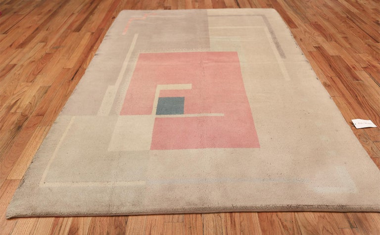 French Art Deco Carpet at 1stdibs