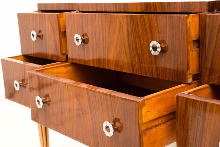French Art Deco Chest of Drawer or Commode, 1930 For Sale 1