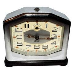 French Art Deco Clock by JAZ