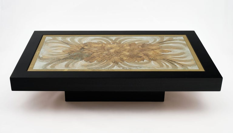 Mid-20th Century French Art Deco Coffee Table For Sale
