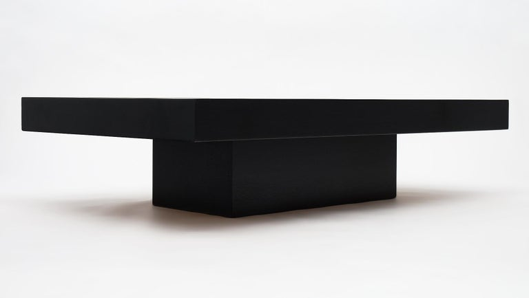 French Art Deco Coffee Table For Sale 3
