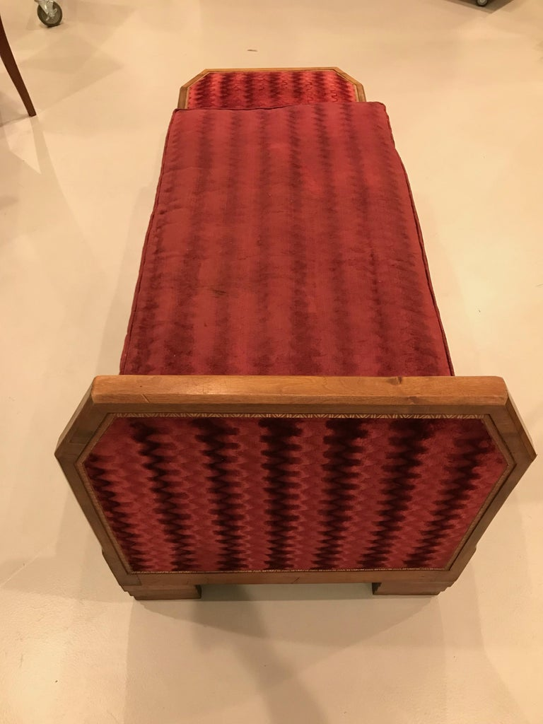 French Art Deco Day Bed For Sale 6