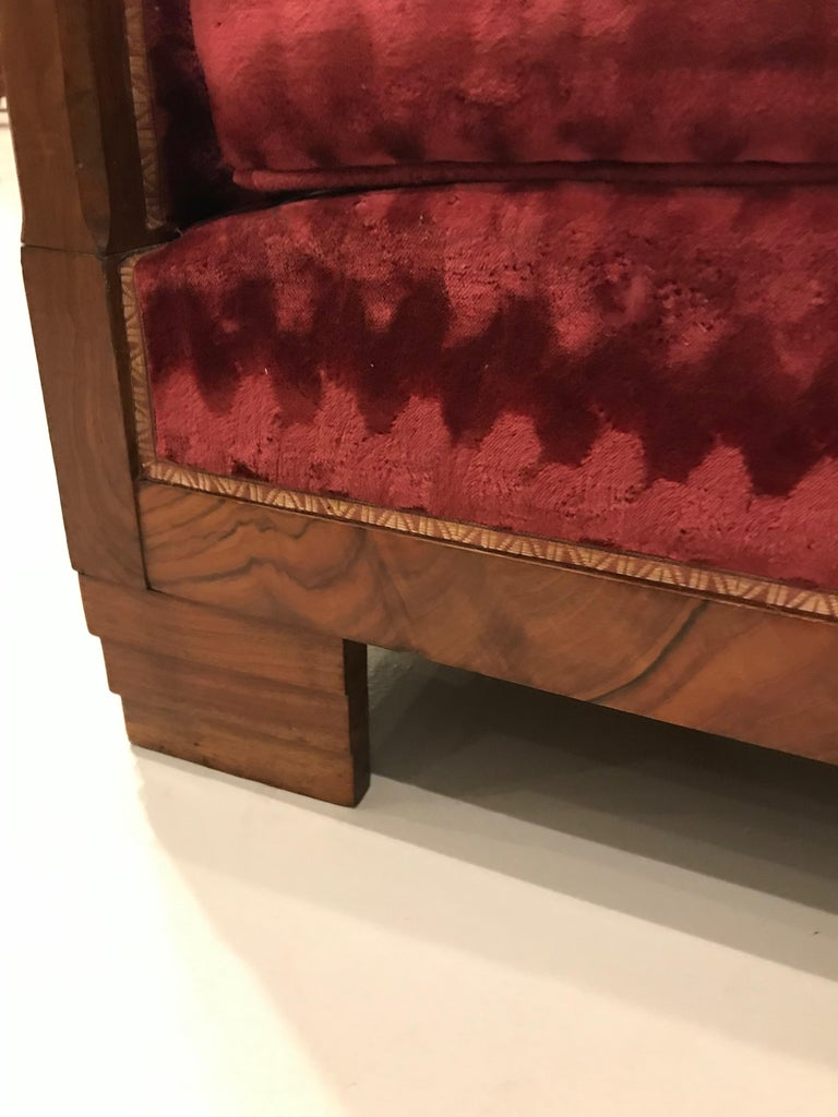 French Art Deco Day Bed For Sale 1