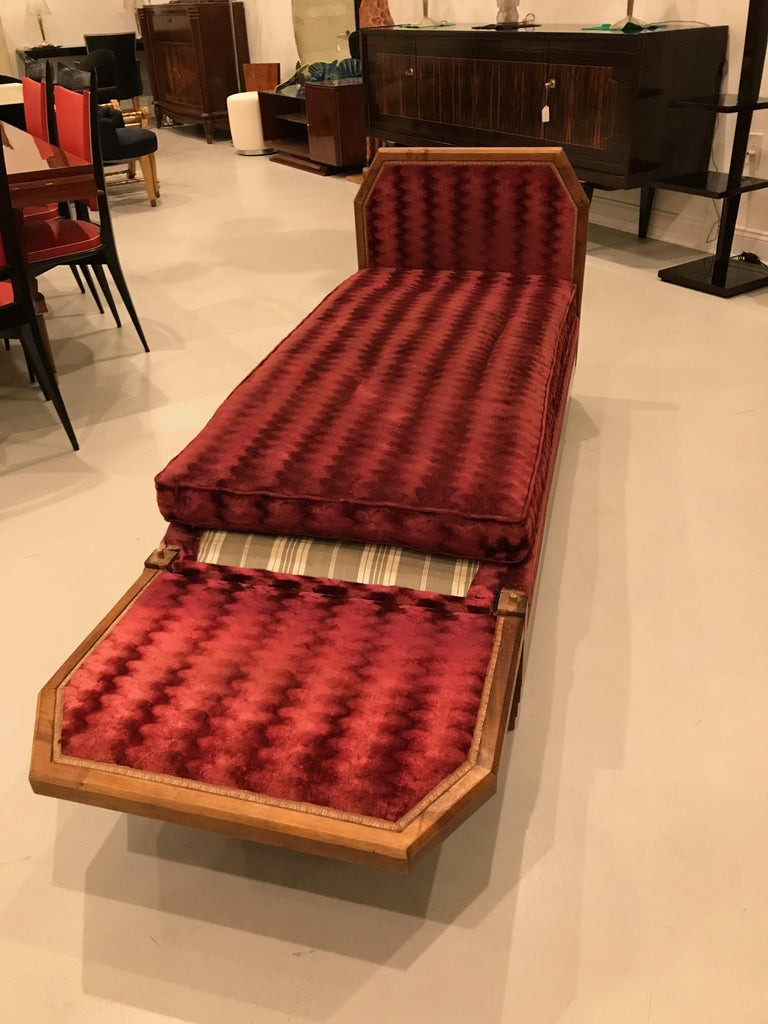 French Art Deco Day Bed For Sale 4