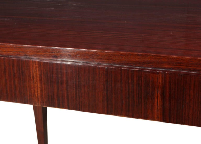 French Art Deco Dining Table, circa 1920 For Sale 5