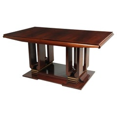 French Art Deco Dining Table c1930