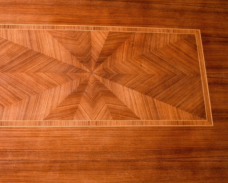 French Art Deco Dining Table For Sale 8