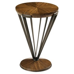 French Art Deco Drinks Table
