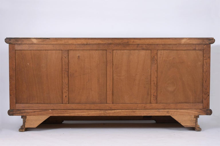 French Art Deco Lacquered Buffet For Sale 8