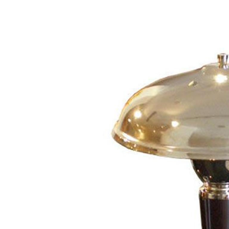 Mid-20th Century French Art Deco Lamp For Sale