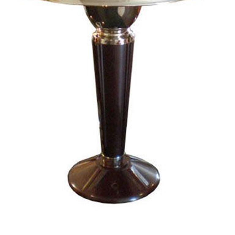 Bakelite French Art Deco Lamp For Sale