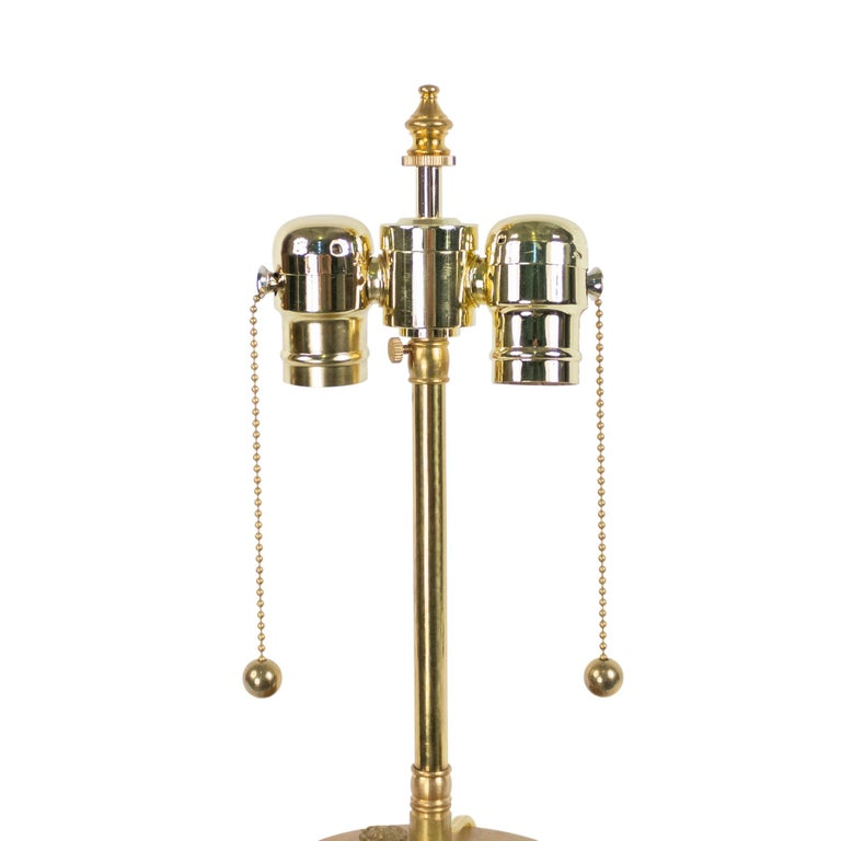 French Art Deco Lamp For Sale 2