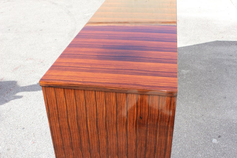 French Macassar Ebony