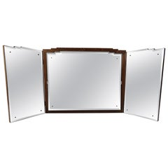 French Art Deco Period Dressing Mirror