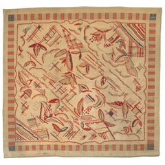 French Art Deco Savonnerie Carpet