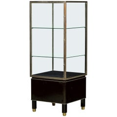 French Art Deco Showcase, Rare Design