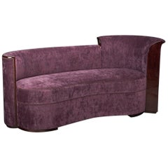 French Art Deco Sofa