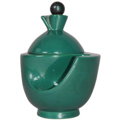 French Art Deco Sugar Bowl