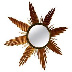 Art Deco Sunburst Mirrors