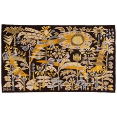 French Art Deco Tapestry