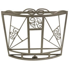 French Art Deco Umbrella Stand