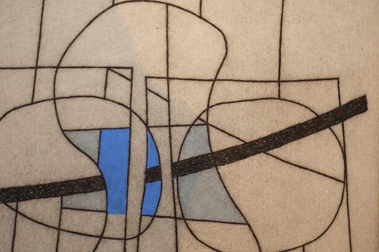 French Artist Jorj Morin, 20th Century For Sale 2
