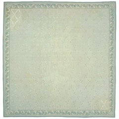French Aubusson Rug by Stéphane Boudin of Jansen