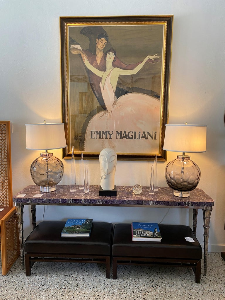 French Ballet Poster of Emmy Magliani after Jean Gabriel-Domergue For Sale 4